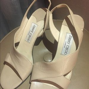 Jimmy Choo Shoes size 5 1/2